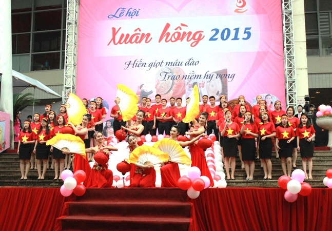 The 8th Red Spring festival opens - ảnh 1