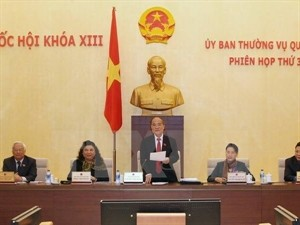 NA Standing Committee's 36th session convenes - ảnh 1