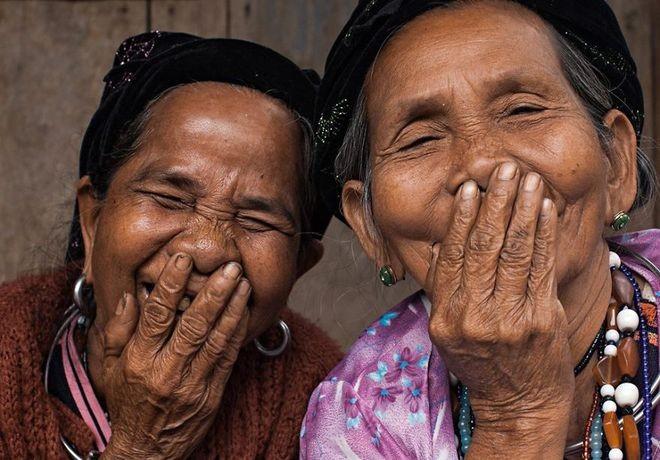 Vietnamese smile in int'l media spotlight  - ảnh 1