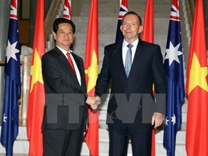 Aussie newspapers cover PM Nguyen Tan Dung's Australian visit - ảnh 1