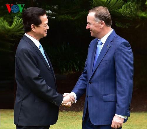 Enhancing Vietnam-New Zealand comprehensive partnership - ảnh 3