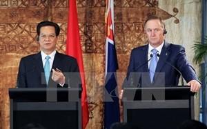 PM Nguyen Tan Dung wraps up visits to Australia, New Zealand  - ảnh 1