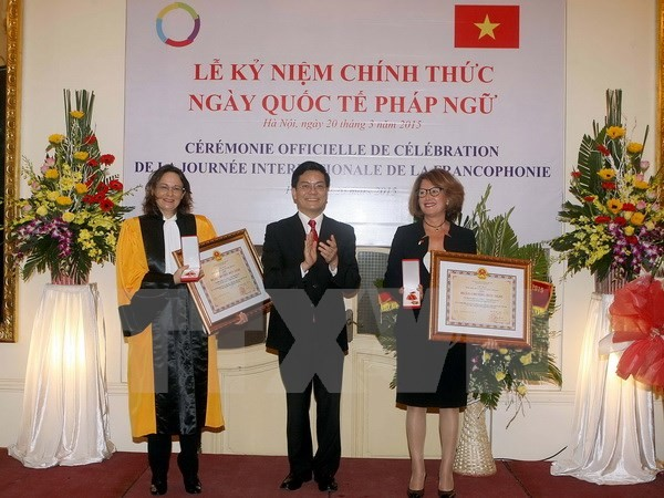 International Francophonie Day marked - ảnh 1