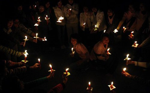 Earth Hour 2015 launched in Vietnam - ảnh 1