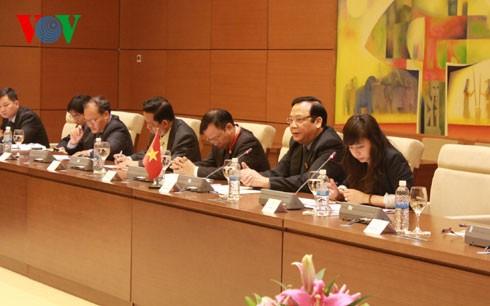 Vietnam and Sri Lanka reinforce legislative cooperation  - ảnh 1