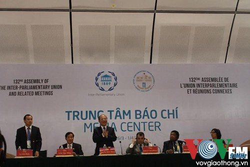 IPU integration is an important task for the Vietnamese National Assembly - ảnh 1