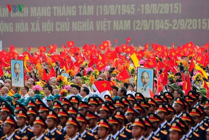 Scenes from majestic National Day parade - ảnh 1