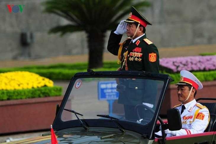 Scenes from majestic National Day parade - ảnh 5