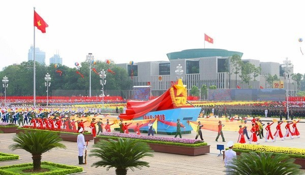 Congratulations on Vietnam's National Day - ảnh 1