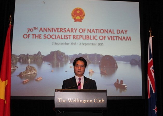 Vietnam's National Day observed overseas - ảnh 1