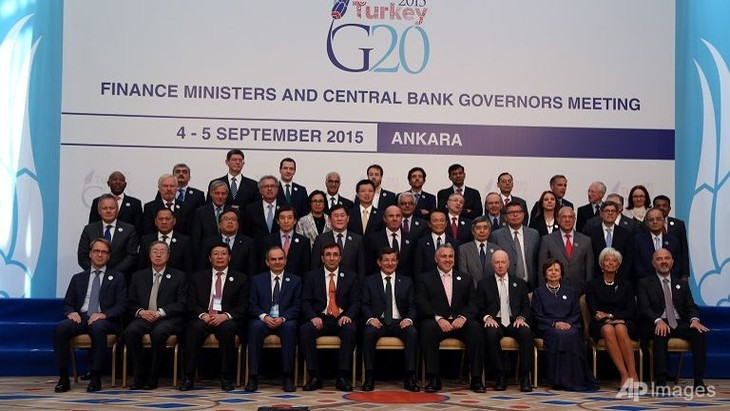 G20 commits to global economic growth - ảnh 1