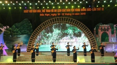 Culture, sports, and tourism festival of north-eastern ethnic groups opens - ảnh 1