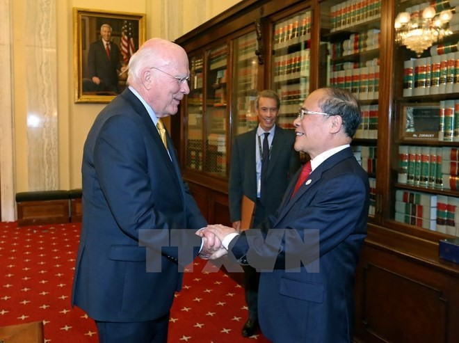NA Chairman's US visit opens up new prospects - ảnh 1