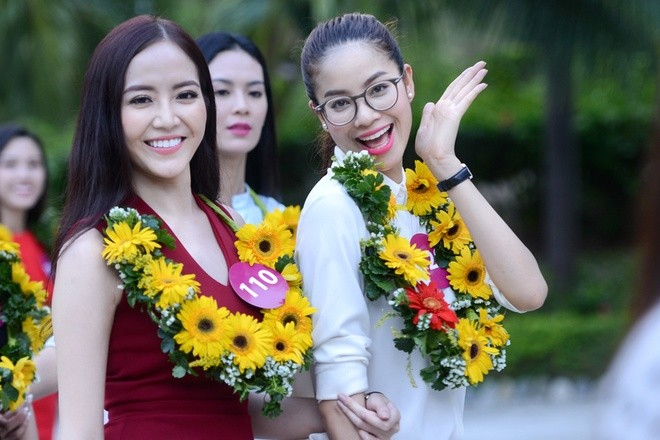 65 Miss Universe Vietnam contestants ready for the semi-final  - ảnh 1