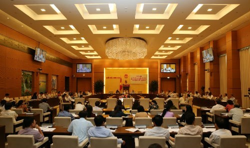 NA Standing Committee convenes 41st meeting - ảnh 1