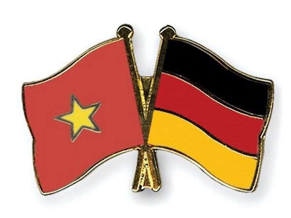 Vietnam, Germany hold 3rd Strategic Management Group Meeting  - ảnh 1