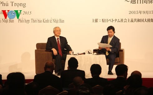 Vietnam and Japan join efforts for peace and prosperity in Asia - ảnh 2