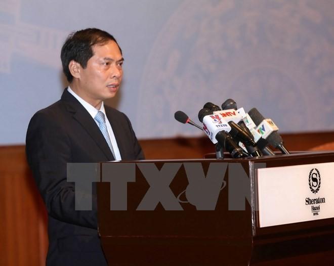 Vietnam, Spain hold political consultation - ảnh 1