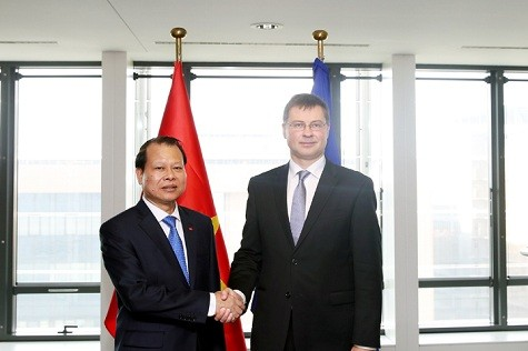 Vietnam and the European Union strengthen cooperation - ảnh 1