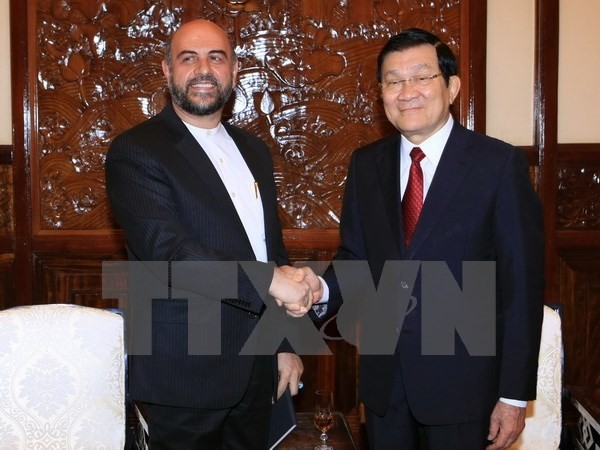 Vietnam wishes to further multifaceted cooperation with Iran - ảnh 1