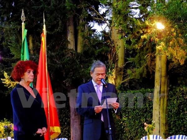 Vietnam, Italy bolster ties - ảnh 1