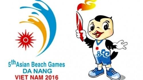 Activate countdown clock for 5th Asian Beach Games - ảnh 1