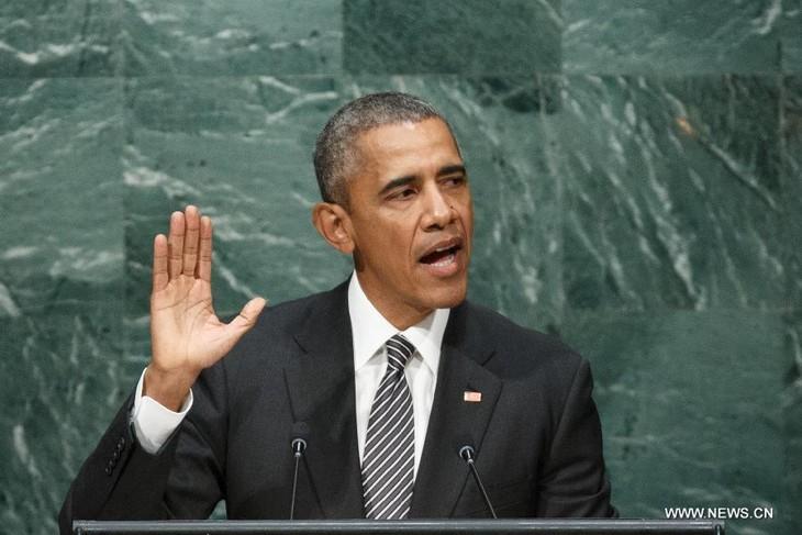 US commits to fulfill global development goals - ảnh 1