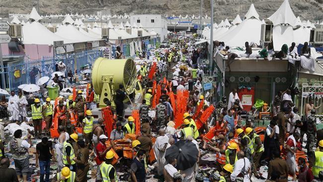 Iran criticizes Saudi Arabia for Mecca stampede - ảnh 1