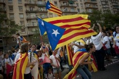 Spanish government rejects Catalonia's election - ảnh 1