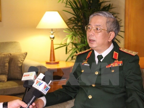 Vietnam, US hold 5th defense policy dialogue - ảnh 1