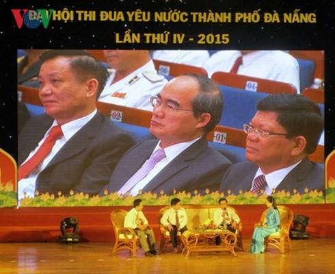 Da Nang city holds its 9th patriotism congress - ảnh 1