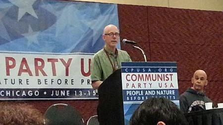 US Communist Party delegation visits Vietnam - ảnh 1
