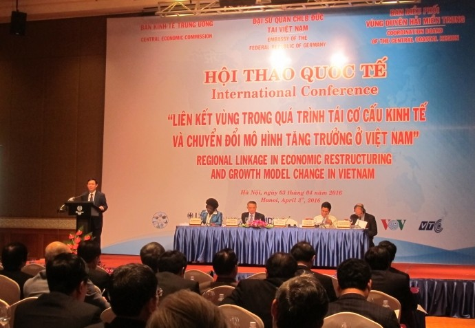 Enhancing local linkage in national economic reform - ảnh 1