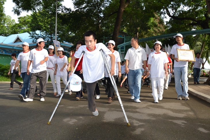 USAID funds a project to promote the rights of people with disability - ảnh 1