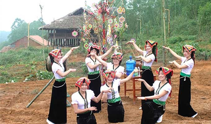 Activities to celebrate Cultural Day of Vietnam's Ethnic Groups - ảnh 1