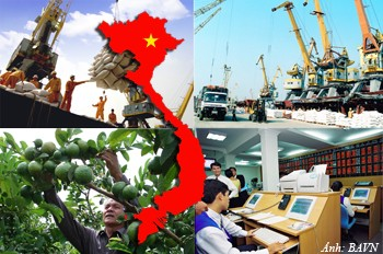 WB: Vietnam's growth attributed by exports - ảnh 1