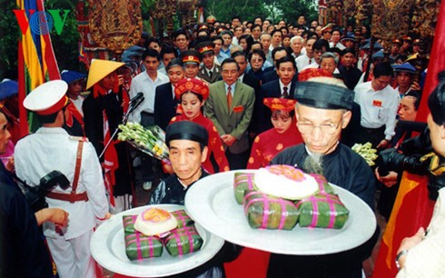 Hung Kings death anniversary traces the nation's origin - ảnh 1