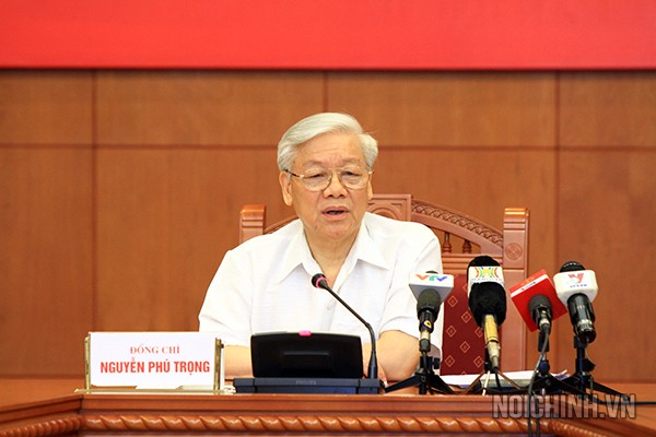 Central Steering Committee for Anti-Corruption to meet on April 18 - ảnh 1