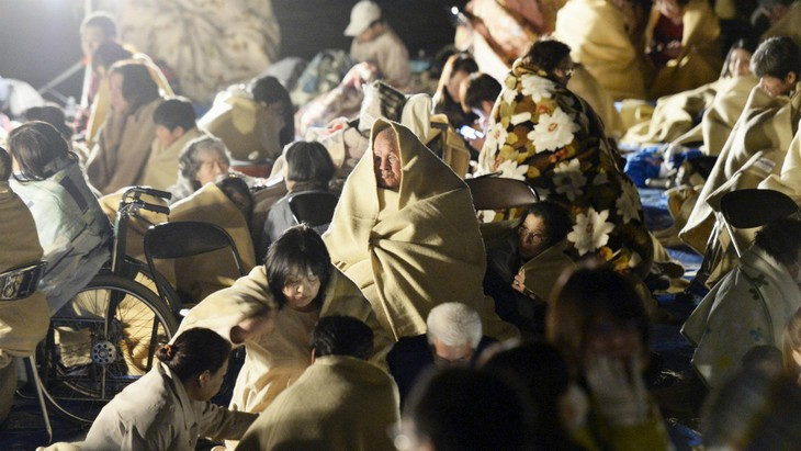Vietnam shares Japan's earthquake losses - ảnh 1