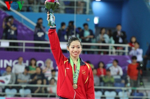 14 Vietnamese athletes win tickets to 2016 Rio Olympic Games - ảnh 1