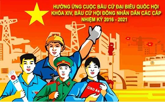 Election preparations in Tra Vinh, Vinh Long - ảnh 1