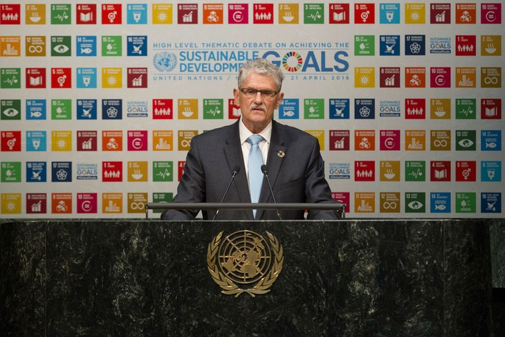 UN urges action on sustainable development to create pathways for global 'transformation' - ảnh 1