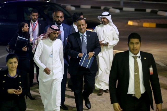 Yemen's opposition factions agree on a peace talks roadmap - ảnh 1