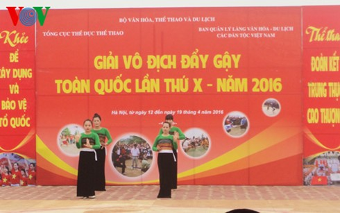 Festival of ethnic cultural traditions  - ảnh 2