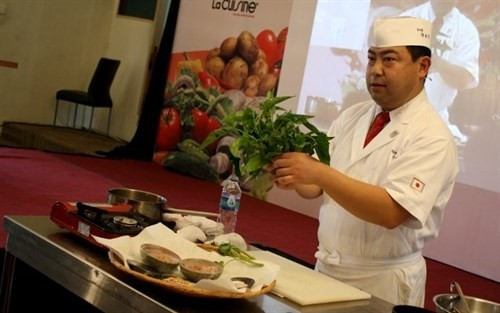 Ministry to host Japanese cuisine class - ảnh 1