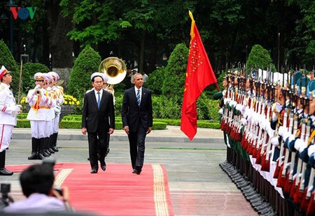 Boosting Vietnam-US comprehensive partnership - ảnh 1