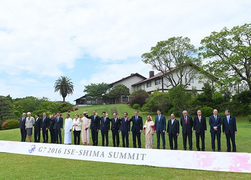 Prime Minister concludes Japan visit after attending expanded G7 Summit - ảnh 1