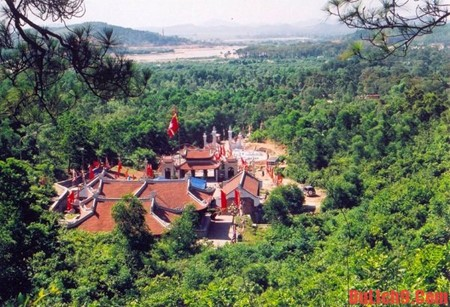 Kiep Bac temple commemorates General Tran Hung Dao's victories over foreign invaders - ảnh 1