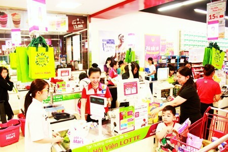 Lotte Mart opens store in Nha Trang  - ảnh 1