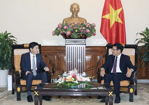South Korea considers Vietnam a top development cooperation partner - ảnh 1